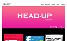Diseño Web - E-commerce - Head-Up Vestimentas