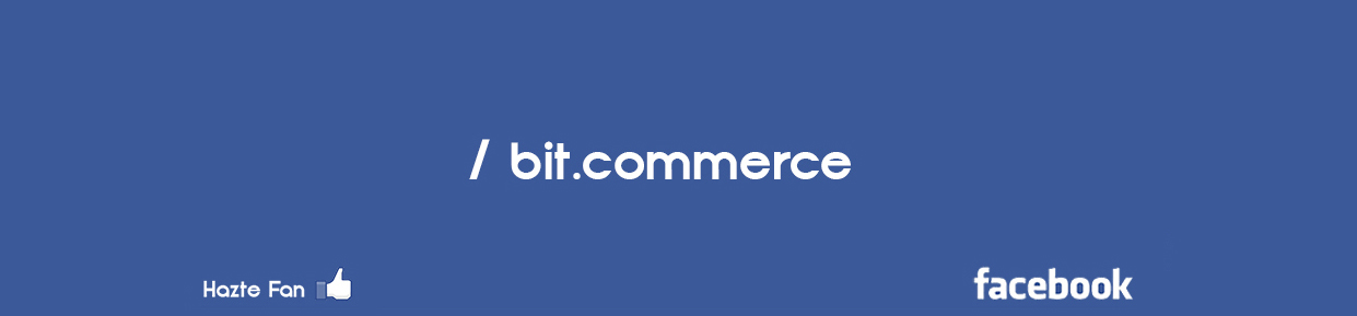 Unete a Bitcommerce en Facebook