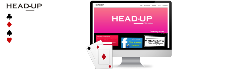 E-commerce Head-Up - bit.commerce - Desarrollo Web