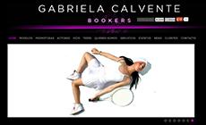 Diseño Web - Agencia de Modelos Gabriela Calvente